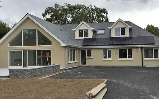 House Build Dublin
